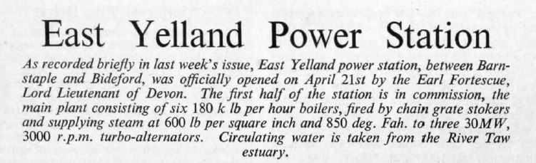 //.361energy.org/wp-content/uploads/2015/02/The-Engineer-May1955-East- Yelland-Power-Station-pp664-665.pdf  sc 1 st  361 Energy & East Yelland Power Station | 361