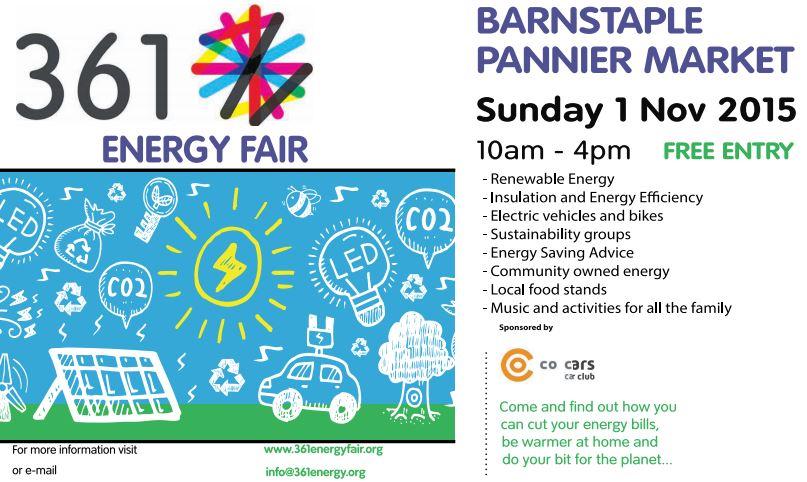 361 Energy Fair 2015 - Gazette