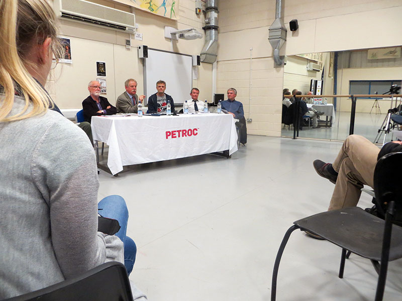 Petroc Energy Debate – Review