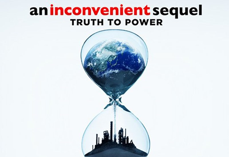 See 'An Inconvenient Sequel' at The Plough on Tuesday 10th October